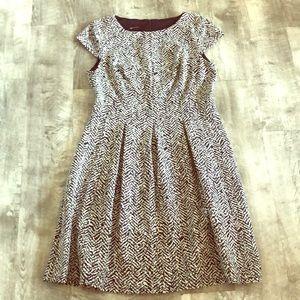 Tailored Office Dress